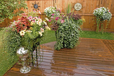Garden Decking Installation Surrey