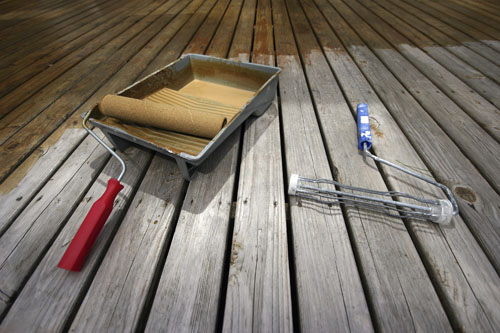 decking repair handyman surrey