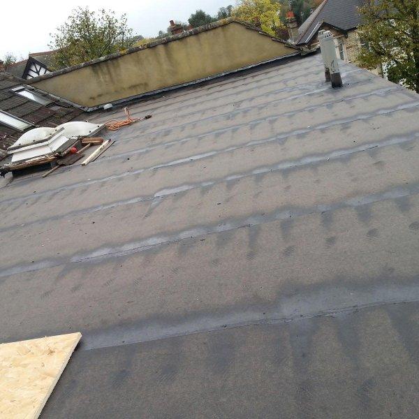 Flat Roof Repairs 01