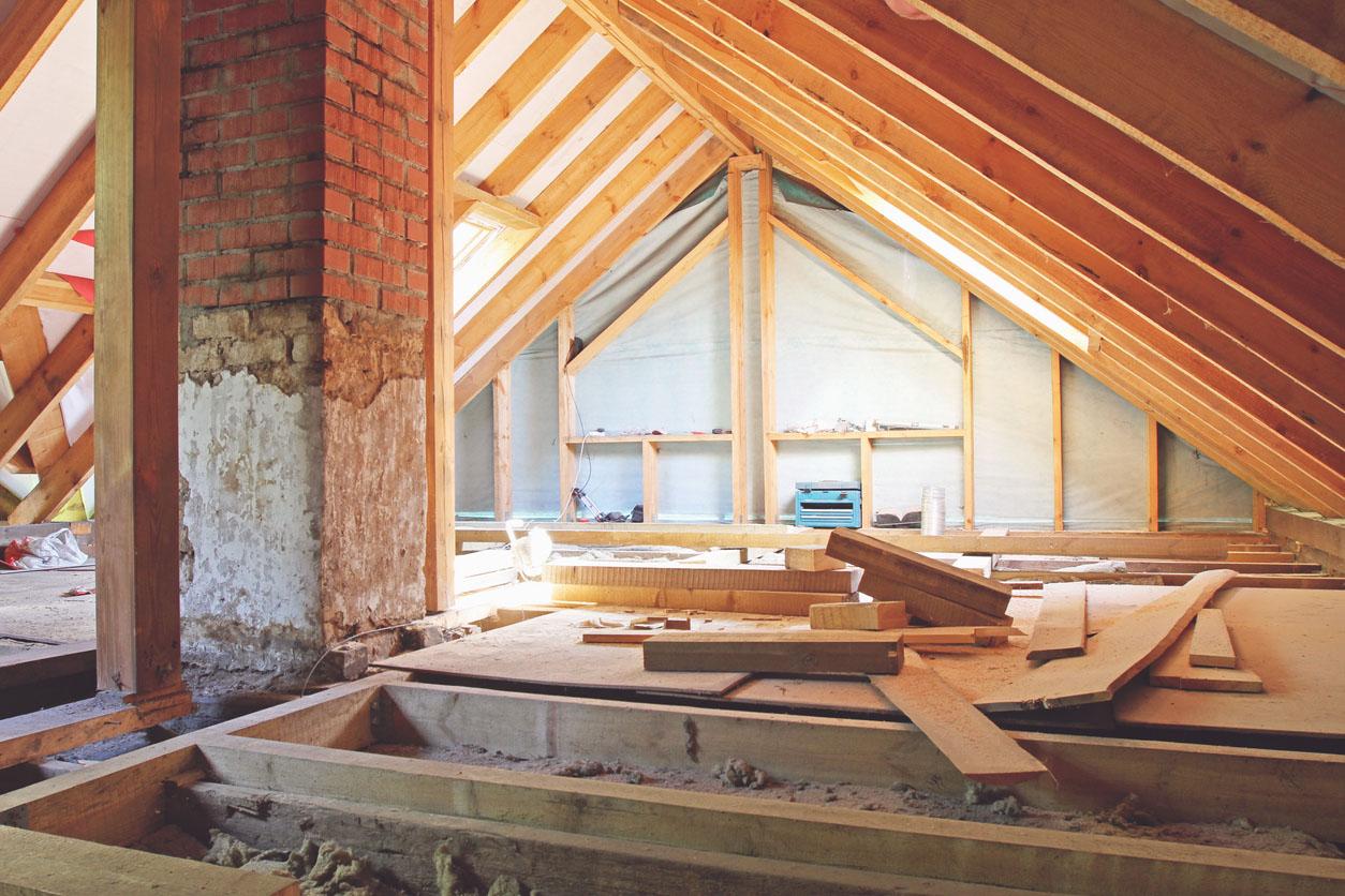 Merstham Interior Refurbishment