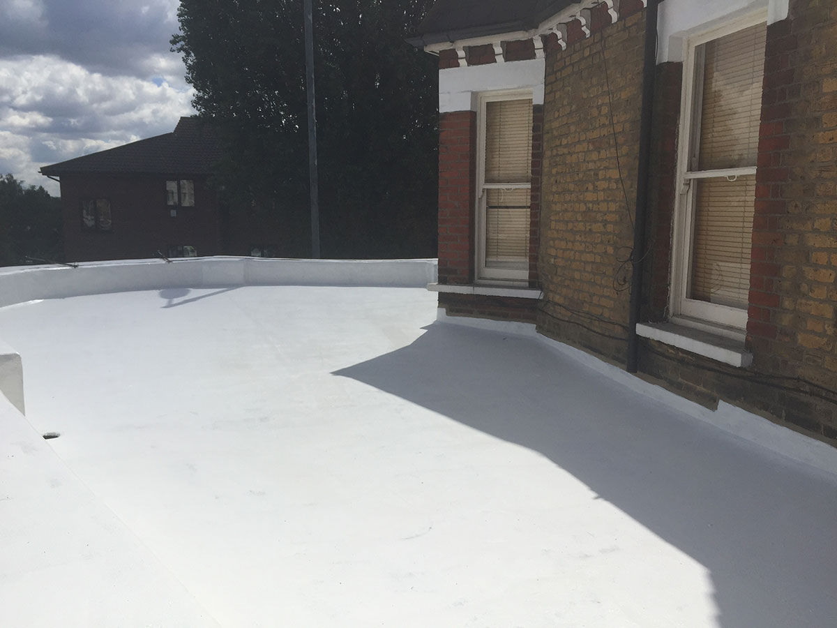 Wallington Flat Roofing